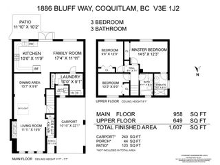 Photo 37: 1886 BLUFF Way in Coquitlam: River Springs House for sale : MLS®# R2616130