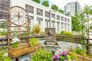 """Photo 28: 301 549 COLUMBIA Street in New Westminster: Downtown NW Condo for sale in """"C2C Lofts"""" : MLS®# R2590758"""