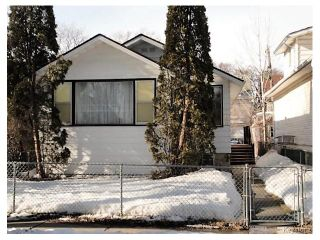 Photo 1: 793 Garwood Avenue in Winnipeg: Crescentwood Residential for sale (1B)  : MLS®# 1704546