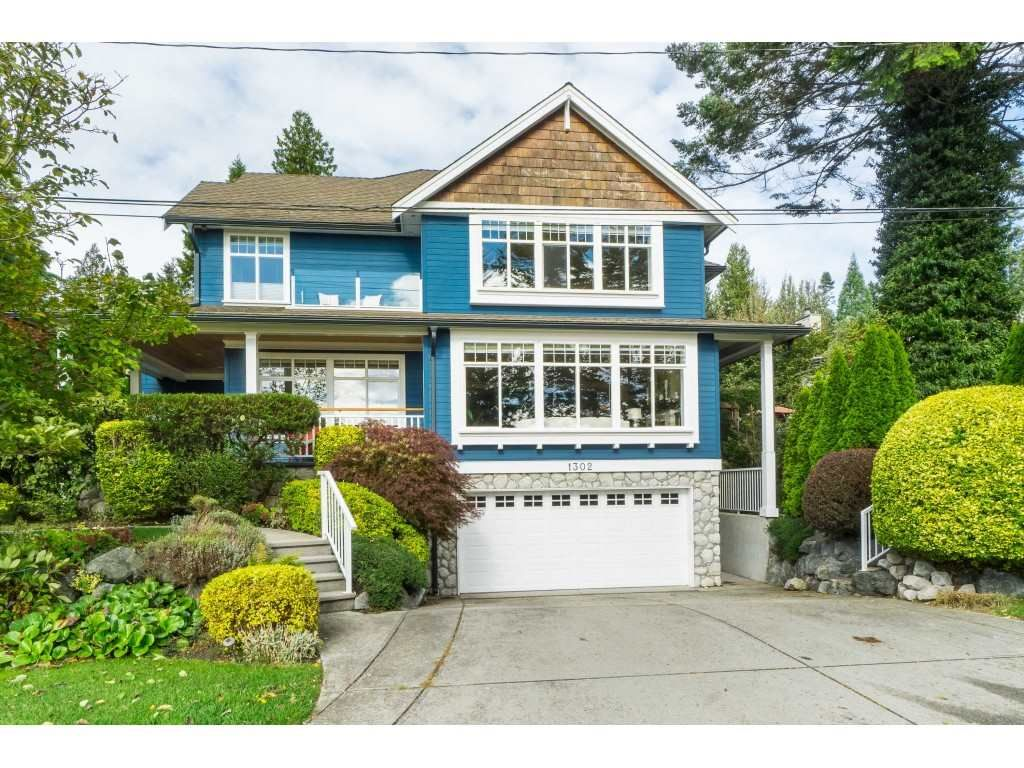 "Main Photo: 1302 128 Street in Surrey: Crescent Bch Ocean Pk. House for sale in ""OCEAN PARK"" (South Surrey White Rock)  : MLS®# R2508136"