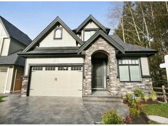 Main Photo: 17147 3A AV in Surrey: Pacific Douglas Home for sale ()  : MLS®# F1400515