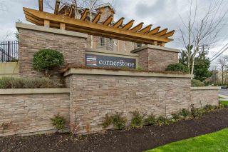 """Photo 1: 210 21009 56 Avenue in Langley: Salmon River Condo for sale in """"Cornerstone"""" : MLS®# R2047130"""