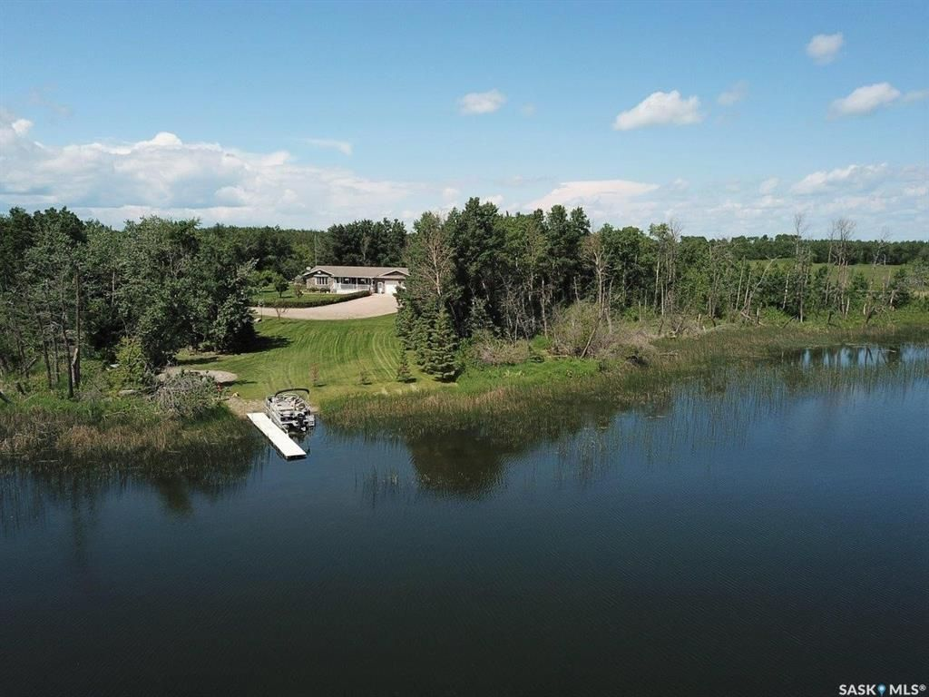 Main Photo: Larson Lake Property in Spiritwood: Residential for sale (Spiritwood Rm No. 496)  : MLS®# SK840876