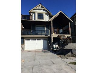 """Photo 1: 3521 GALLOWAY Avenue in Coquitlam: Burke Mountain House for sale in """"BURKE MOUNTAIN"""" : MLS®# V1102457"""