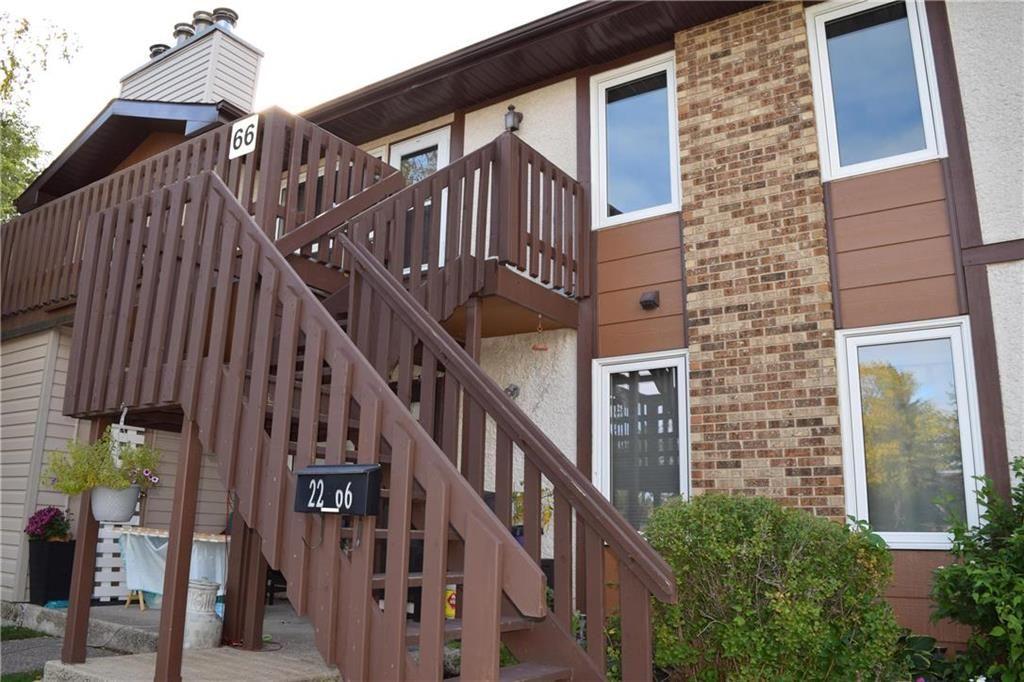 Main Photo: 22 66 Paddington Road in Winnipeg: River Park South Condominium for sale (2F)  : MLS®# 202122978