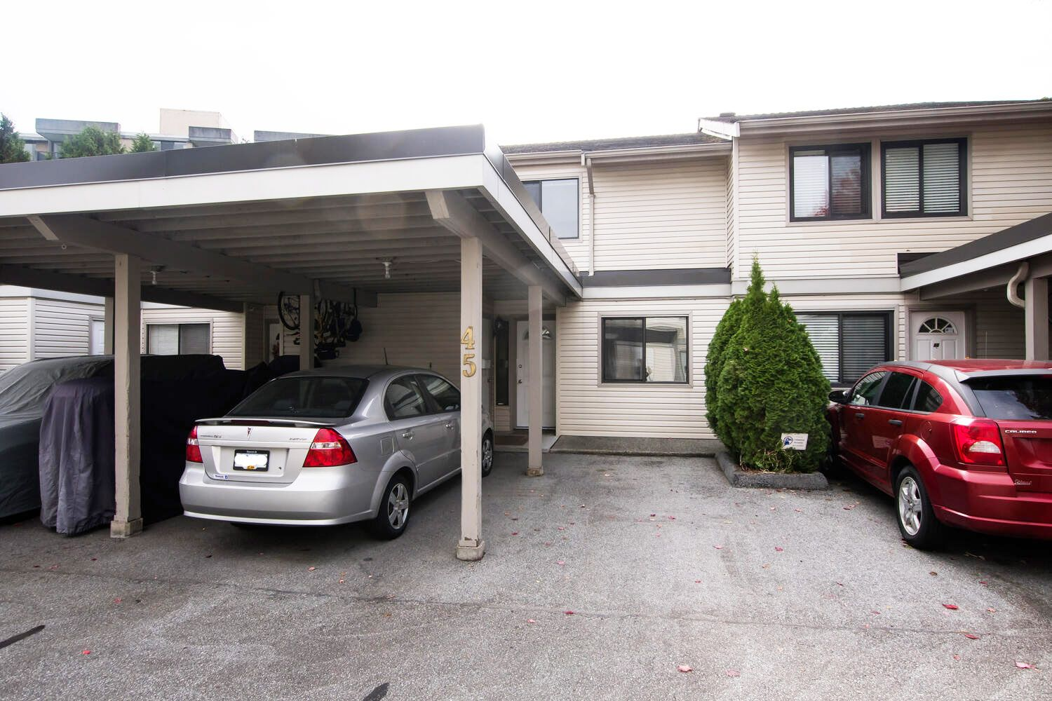 Main Photo: 45 4700 FRANCIS ROAD in Richmond: Boyd Park Townhouse for sale