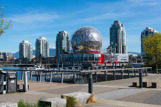 """Photo 38: 193 WALTER HARDWICK Avenue in Vancouver: False Creek Condo for sale in """"BRIDGE"""" (Vancouver West)  : MLS®# R2512536"""