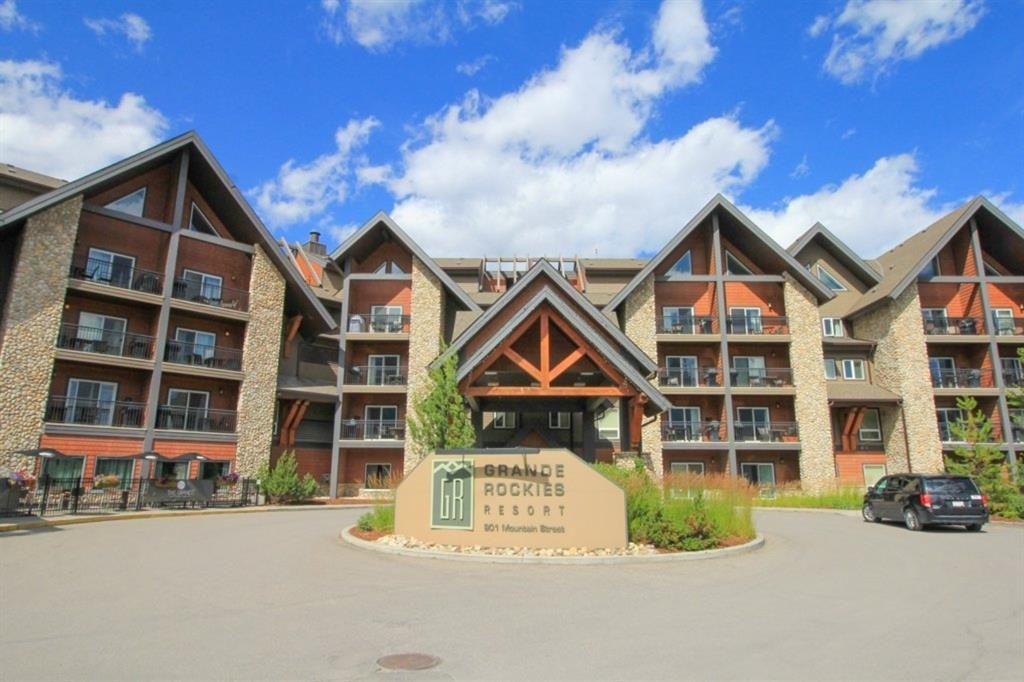 Grand Rockies Resort Exteriour