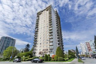 """Photo 1: 1804 145 ST. GEORGES Avenue in North Vancouver: Lower Lonsdale Condo for sale in """"Talisman Tower"""" : MLS®# R2426271"""