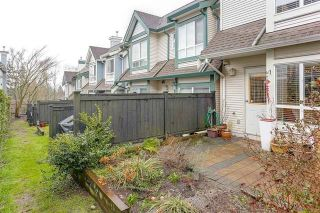 """Photo 19: 7478 HAWTHORNE Terrace in Burnaby: Highgate Townhouse for sale in """"ROCKHILL"""" (Burnaby South)  : MLS®# R2148491"""