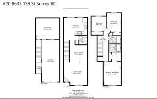 "Photo 31: 20 8633 159 Street in Surrey: Fleetwood Tynehead Townhouse for sale in ""Fleetwood Rose Garden"" : MLS®# R2587849"