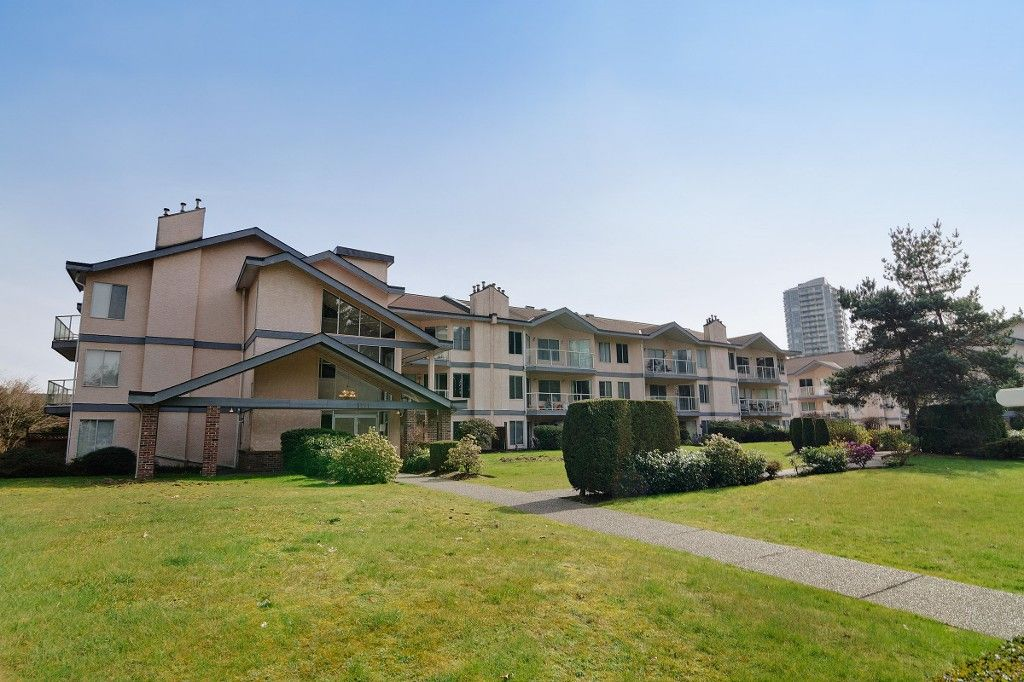 "Main Photo: 308 1171 PIPELINE Road in Coquitlam: New Horizons Condo for sale in ""GLENWOOD PLACE"" : MLS®# V1110391"