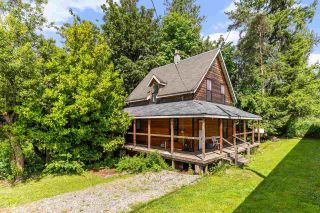 Photo 1: 2475 MT LEHMAN Road in Abbotsford: Abbotsford West House for sale : MLS®# R2592365