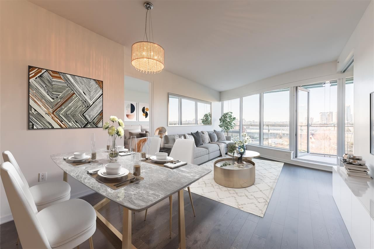 """Main Photo: 506 181 W 1ST Avenue in Vancouver: False Creek Condo for sale in """"Brook - The Village on False Creek"""" (Vancouver West)  : MLS®# R2528507"""