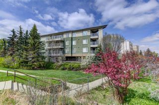 Photo 2: 107 3101 34 Avenue NW in Calgary: Varsity Apartment for sale : MLS®# A1111048