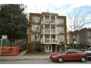 "Photo 1: 104 2036 YORK Avenue in Vancouver: Kitsilano Condo for sale in ""THE CHARLESTON"" (Vancouver West)  : MLS®# V867310"
