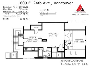 Photo 16: 809 E 24TH Avenue in Vancouver: Fraser VE House for sale (Vancouver East)  : MLS®# R2482539