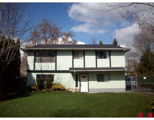 "Main Photo: 18315 63RD Avenue in Surrey: Cloverdale BC House for sale in ""Cloverdale"" (Cloverdale)  : MLS®# F2906872"