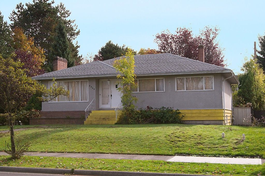 Photo 2: Photos: 2360 W KING EDWARD Avenue in Vancouver: Quilchena House for sale (Vancouver West)  : MLS®# R2008967
