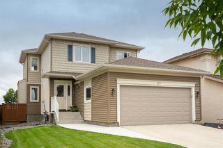 Photo 1: 86 Van Slyk Way in Winnipeg: Canterbury Park Residential for sale (3M)  : MLS®# 202121119