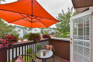 """Photo 2: 2 1336 PITT RIVER Road in Port Coquitlam: Citadel PQ Townhouse for sale in """"REMAX PPTY MGMT"""" : MLS®# R2105788"""