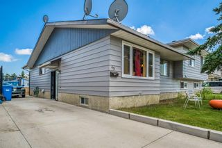 Main Photo: 45 Fonda Crescent SE in Calgary: Forest Heights Semi Detached for sale : MLS®# A1127592
