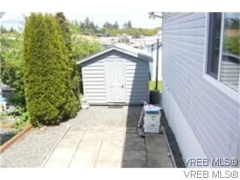 Photo 15: Photos: 133 Fraser Lane in VICTORIA: VR Glentana Manufactured Home for sale (View Royal)  : MLS®# 522089