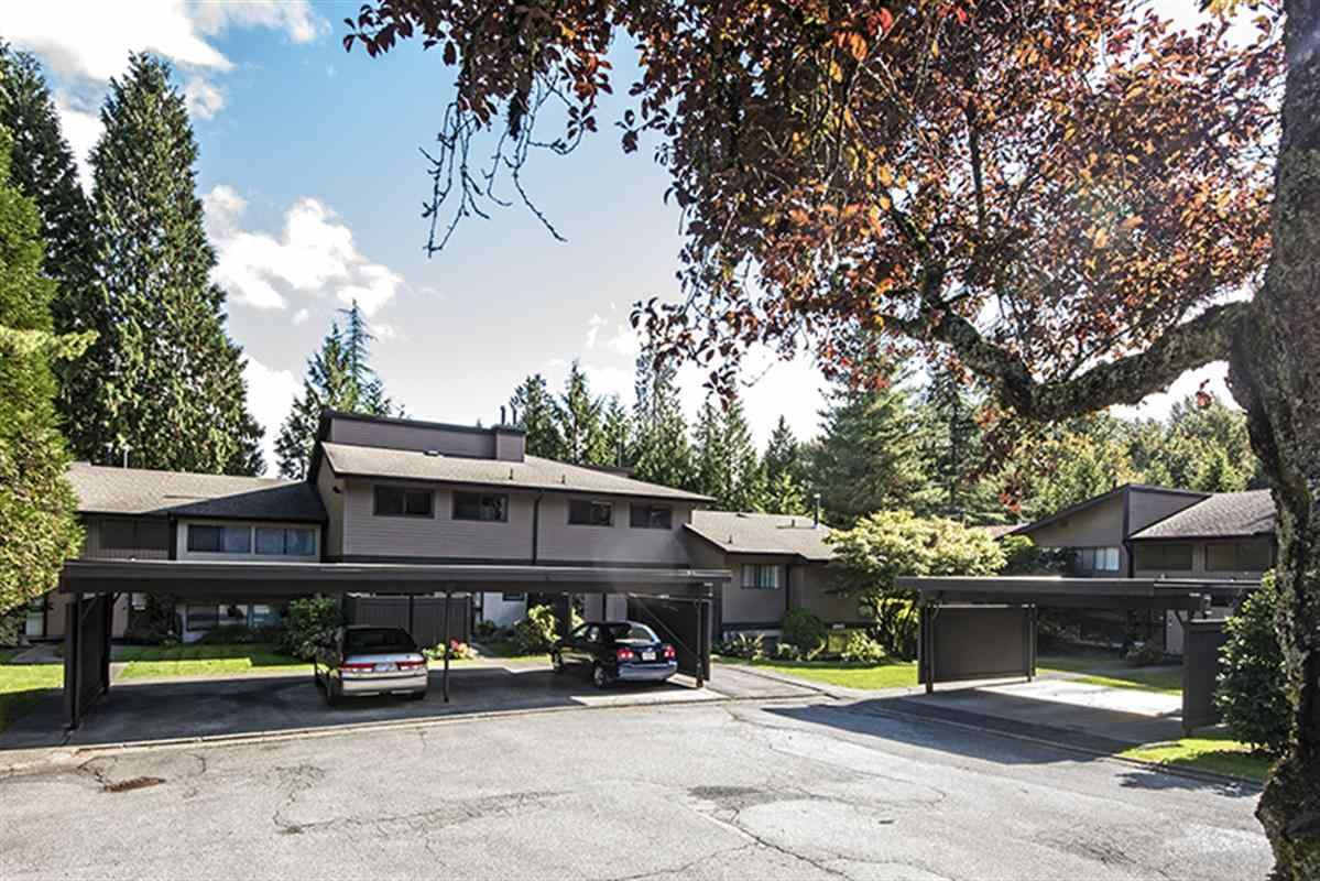 """Main Photo: 2940 ARGO Place in Burnaby: Simon Fraser Hills Townhouse for sale in """"SF Hills Ph IV"""" (Burnaby North)  : MLS®# R2255710"""