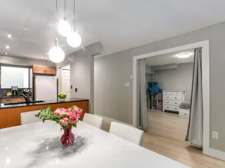 """Photo 7: 13 1350 W 6TH Avenue in Vancouver: Fairview VW Condo for sale in """"Pepper Ridge"""" (Vancouver West)  : MLS®# R2141623"""