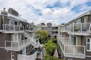 """Photo 35: 2251 HEATHER Street in Vancouver: Fairview VW Townhouse for sale in """"THE FOUNTAINS"""" (Vancouver West)  : MLS®# R2593764"""