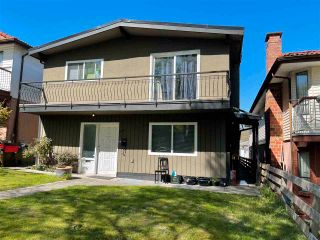 Main Photo: 3481 E 3RD Avenue in Vancouver: Renfrew VE House for sale (Vancouver East)  : MLS®# R2566331