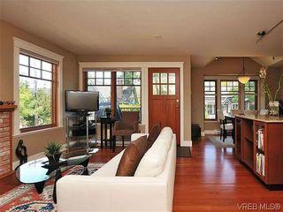 Photo 4: 631 Avalon Rd in VICTORIA: Vi James Bay Half Duplex for sale (Victoria)  : MLS®# 640799