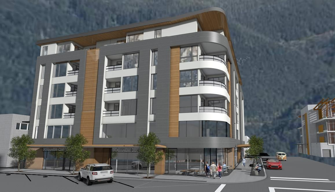 """Main Photo: 408 1365 VICTORIA Street in Squamish: Downtown SQ Condo for sale in """"MILAGRO"""" : MLS®# R2625053"""