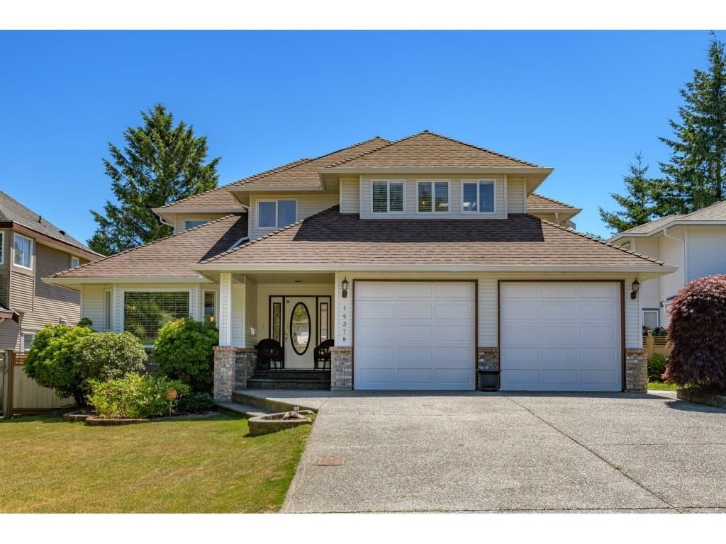 """Main Photo: 15378 21 Avenue in Surrey: King George Corridor House for sale in """"SUNNYSIDE"""" (South Surrey White Rock)  : MLS®# R2592754"""