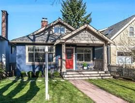 Main Photo: 2229 PARKER Street in Vancouver: House for sale : MLS®# r2036900