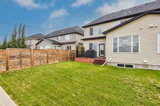 Photo 27: 105 Rainbow Falls Boulevard: Chestermere Semi Detached for sale : MLS®# A1144465