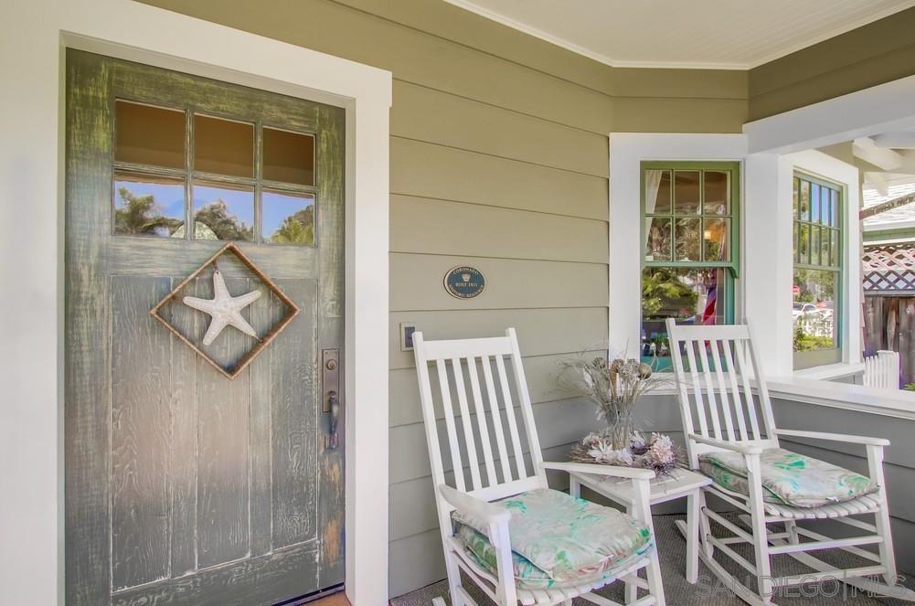Photo 2: Photos: CORONADO VILLAGE House for sale : 3 bedrooms : 738 B Avenue in Coronado