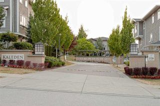 Photo 1: 135 2729 158 Street in Surrey: Grandview Surrey Townhouse for sale (South Surrey White Rock)  : MLS®# R2621506