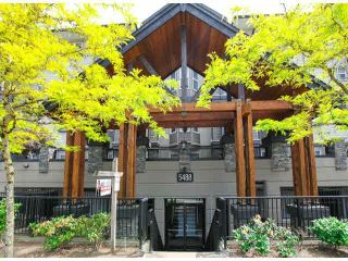 "Photo 1: 205 5488 198TH Street in Langley: Langley City Condo for sale in ""BROOKLYN WYND"" : MLS®# F1421937"