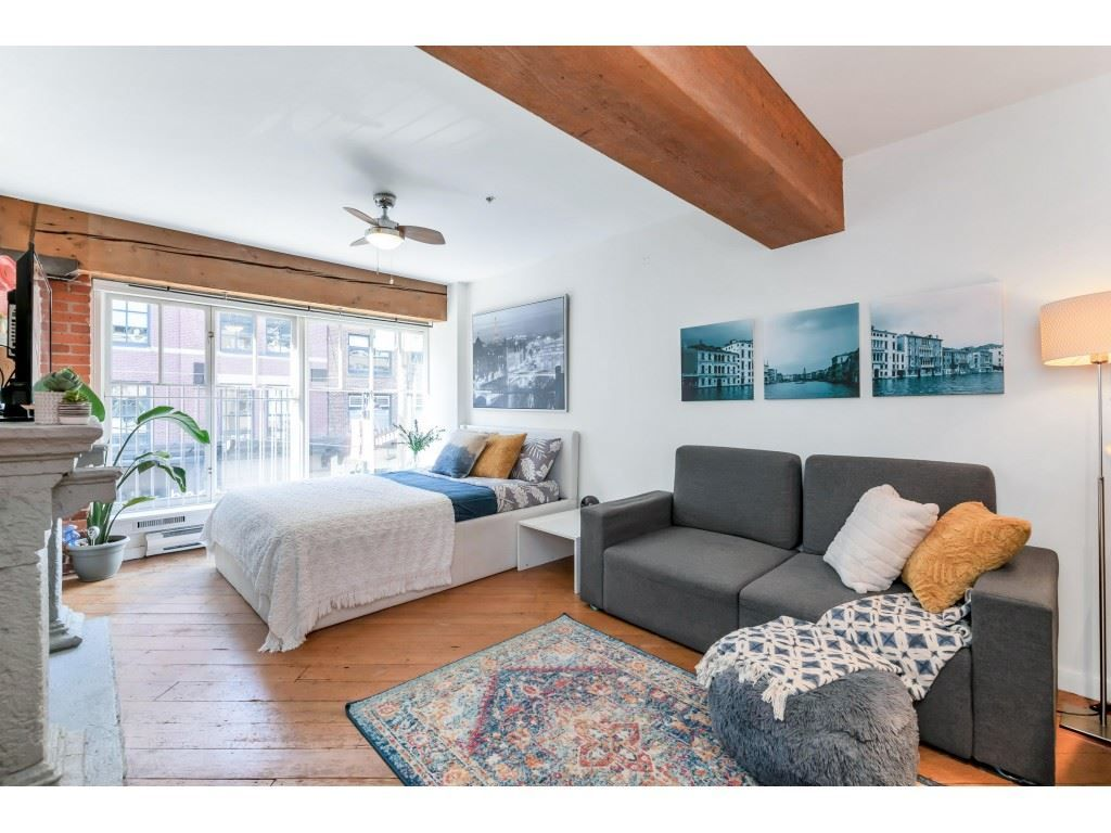 """Main Photo: 302 1178 HAMILTON Street in Vancouver: Yaletown Condo for sale in """"The Hamilton"""" (Vancouver West)  : MLS®# R2569365"""