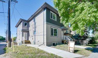 Photo 1: 11814 79 Street in Edmonton: Zone 05 House Half Duplex for sale : MLS®# E4229017