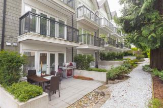 "Photo 15: 8 5655 CHAFFEY Avenue in Burnaby: Central Park BS Townhouse for sale in ""Townewalk"" (Burnaby South)  : MLS®# R2167415"