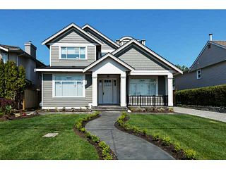 """Photo 1: 2117 DUBLIN Street in New Westminster: Connaught Heights House for sale in """"Connaught Heights"""" : MLS®# V1121856"""