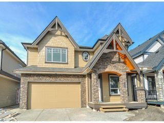 """Photo 1: 7695 211B Street in Langley: Willoughby Heights House for sale in """"Yorkson"""" : MLS®# F1405712"""