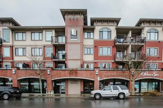 """Photo 1: 204 11882 226 Street in Maple Ridge: East Central Condo for sale in """"The Residences at Falcon Center"""" : MLS®# R2522519"""