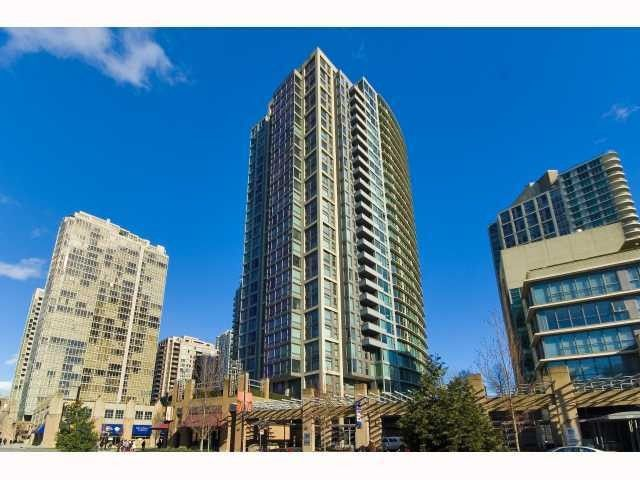 Main Photo: # 907 1008 CAMBIE ST in Vancouver: Yaletown Condo for sale (Vancouver West)  : MLS®# V1026405