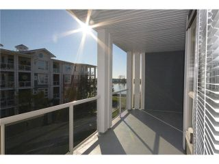 """Photo 5: 316 4500 WESTWATER Drive in Richmond: Steveston South Condo for sale in """"COPPER SKY WEST"""" : MLS®# V1097596"""
