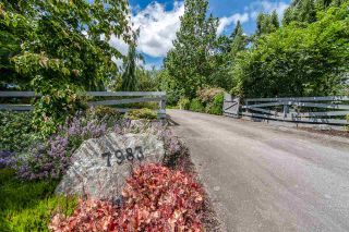 """Photo 40: 7983 227 Crescent in Langley: Fort Langley House for sale in """"Forest Knolls"""" : MLS®# R2475346"""