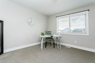 Photo 25: 1309 162 Street in Edmonton: Zone 56 House Half Duplex for sale : MLS®# E4260011