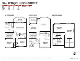 Photo 31: 34 1216 JOHNSON Street in Coquitlam: Scott Creek Townhouse for sale : MLS®# R2579945